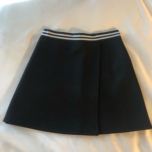 Abercrombie & Fitch Black Skirt